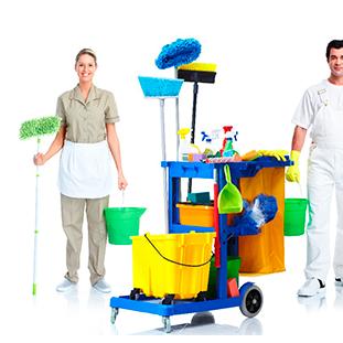 Товары для поддержания чистоты в помещениях