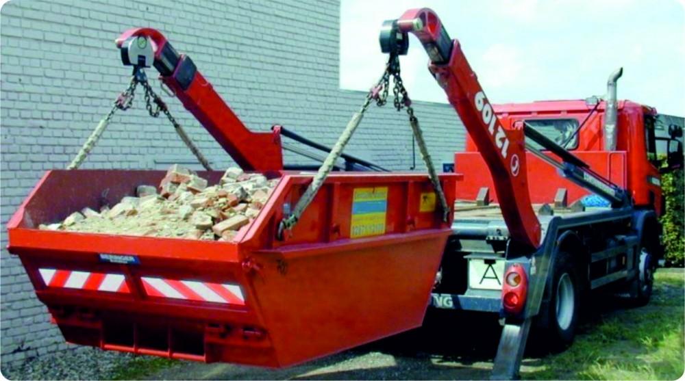 Правильно утилизируем строительный мусор